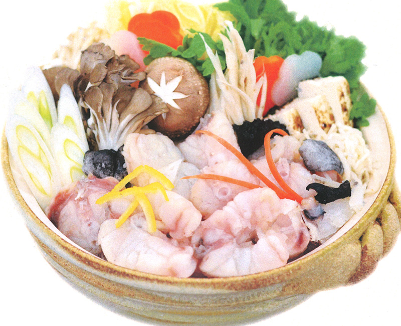 あんこう鍋【野菜付きで便利です!】【送料無料】3~4人前のあんこう鍋セットです。