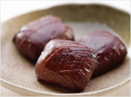 水戸の梅 4個入り(亀印製菓)