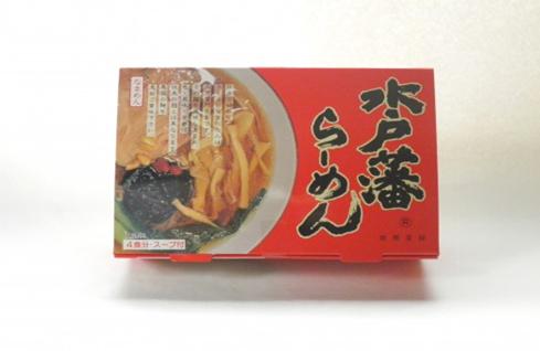 水戸藩らーめん(4食セット)